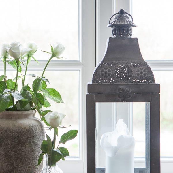 vaza vazelė glass gėlės ir manufaktūra iblaursen vases 0200-00 flowershop 0245-00