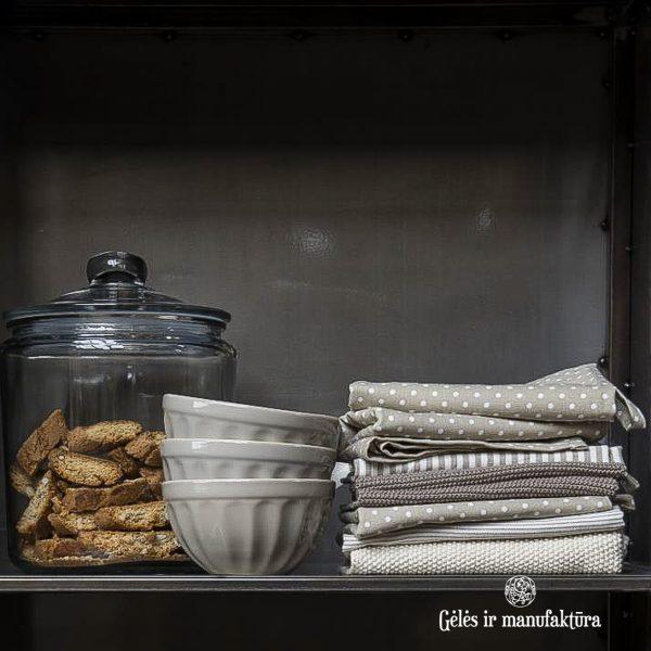 musli bowl dubenėlis latte kreminis mynte 2078-01 iblaursen gėlės ir manufaktūra