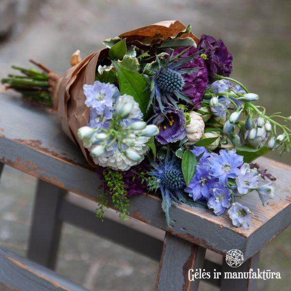 bouquet flowers puokste gėlės ir manufaktūra