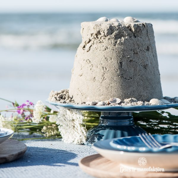 plate mynte cornflower blue iblaursen gėlės ir manufaktūra 2079-09 pitcher asotis mug cup