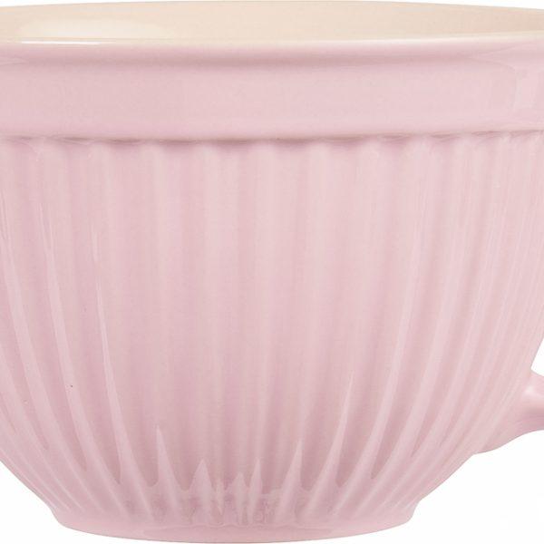 batter english rose dubenėlis rožinis gėlės ir manufaktūra mynte tableware iblaursen 2075-06