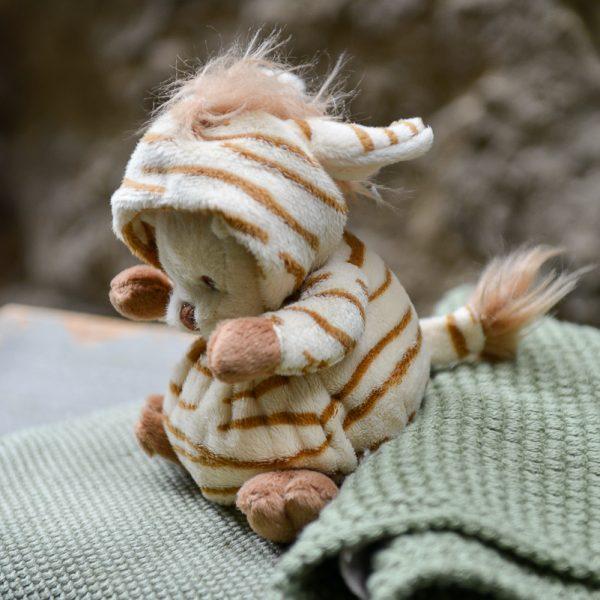 bukowski ziggy zebra wild pliušinis žaisliukas plush toy geles ir manufaktura