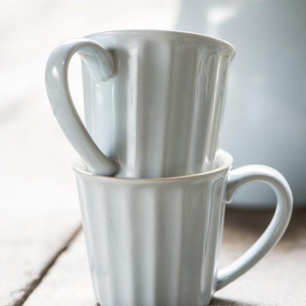 geles ir manufaktura mynte-stillwater pitcher mug asotis puodelis lėkštė 2077-21 iblaursen