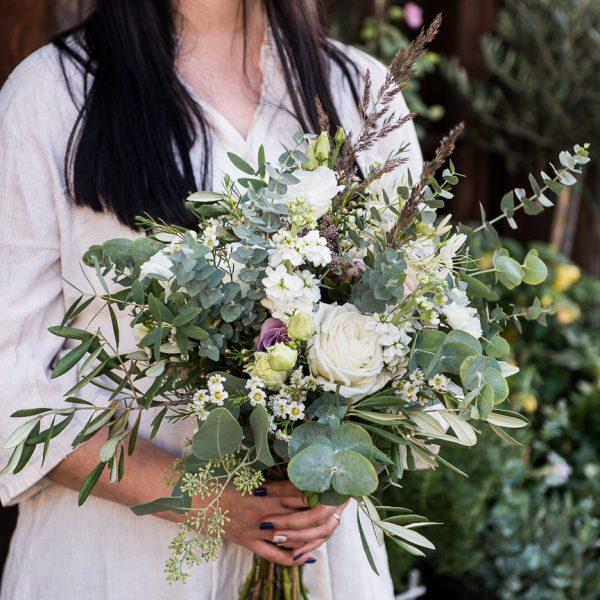 alyvmedis nuotakos puokštė bridal bouquet boho romantic gėlės ir manufaktūra