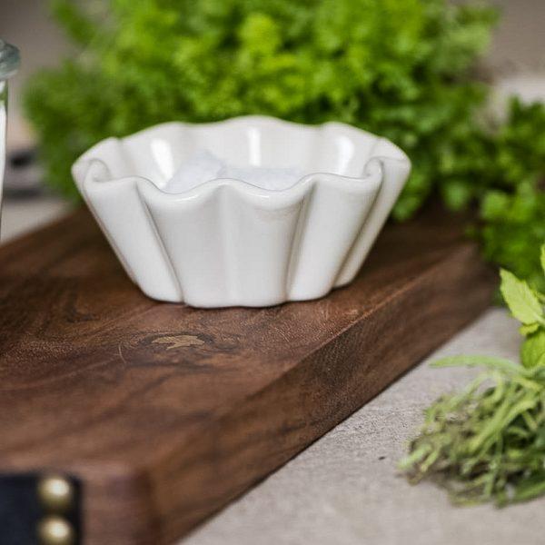 cup cake mynte butter cream dubenėlis indelis formelė kreminis 2086-82 iblaursen gėlės ir manufaktūra