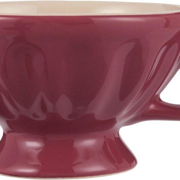 mug mynte jumbo blackberry parfait puodelis gervuogių spalvos gėlės ir manufaktūra iblaursen 2060-65