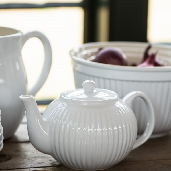 bowl set dubuo dubenys mynte pure white ceramics balti gėlės ir manufaktūra keramikiniai su grioveliais