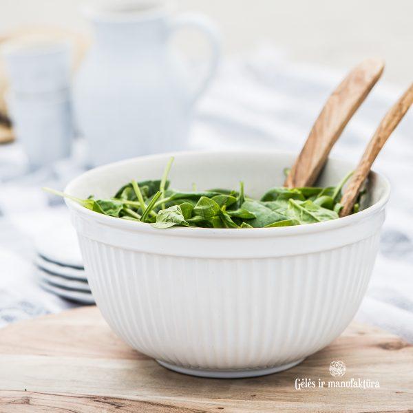 bowl set dubuo dubenys mynte pure white ceramics balti gėlės ir manufaktūra keramikiniai