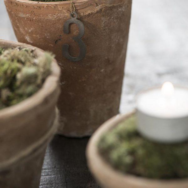 christmas candleholder spear žvakidė laikiklis žvakelė kaledos kalėdinis gėlės ir manufaktūra iblaursen 5882-11