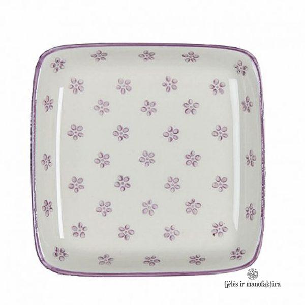 mug cup bowl plate mini casablanca bloom flowers malva puodelis lėkštelė su gėlytėmis gėlės ir manufaktūra iblaursen