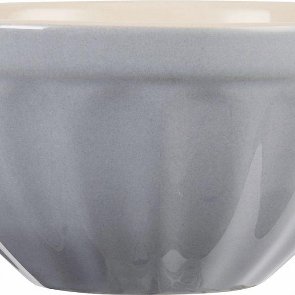 bowl musli dubenėlis javainiams mynte french grey pilkos spalvos gėlės ir manufaktūra iblaursen 2078-18