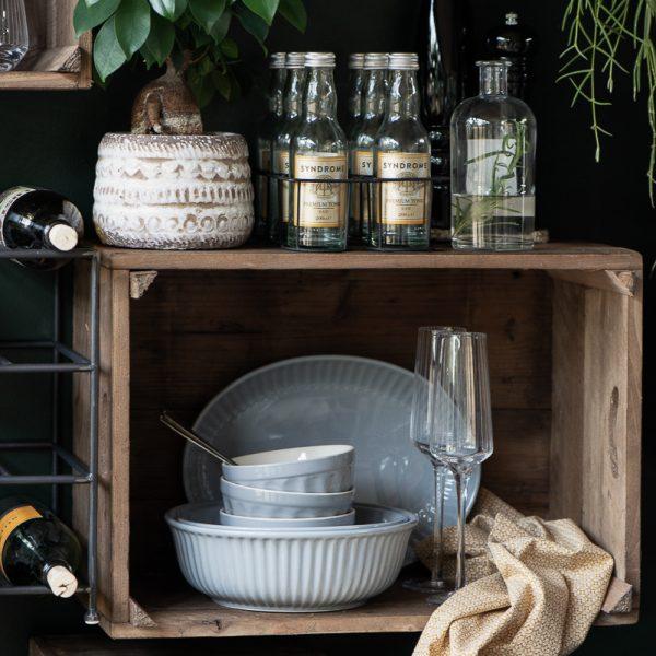bowl musli dubenėlis javainiams mynte french grey pilkos spalvos gėlės ir manufaktūra